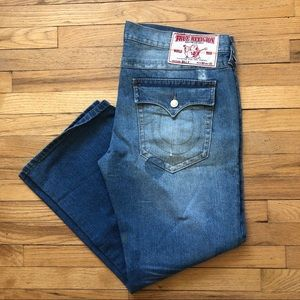 True Religion Billy Relaxed Jeans 40
